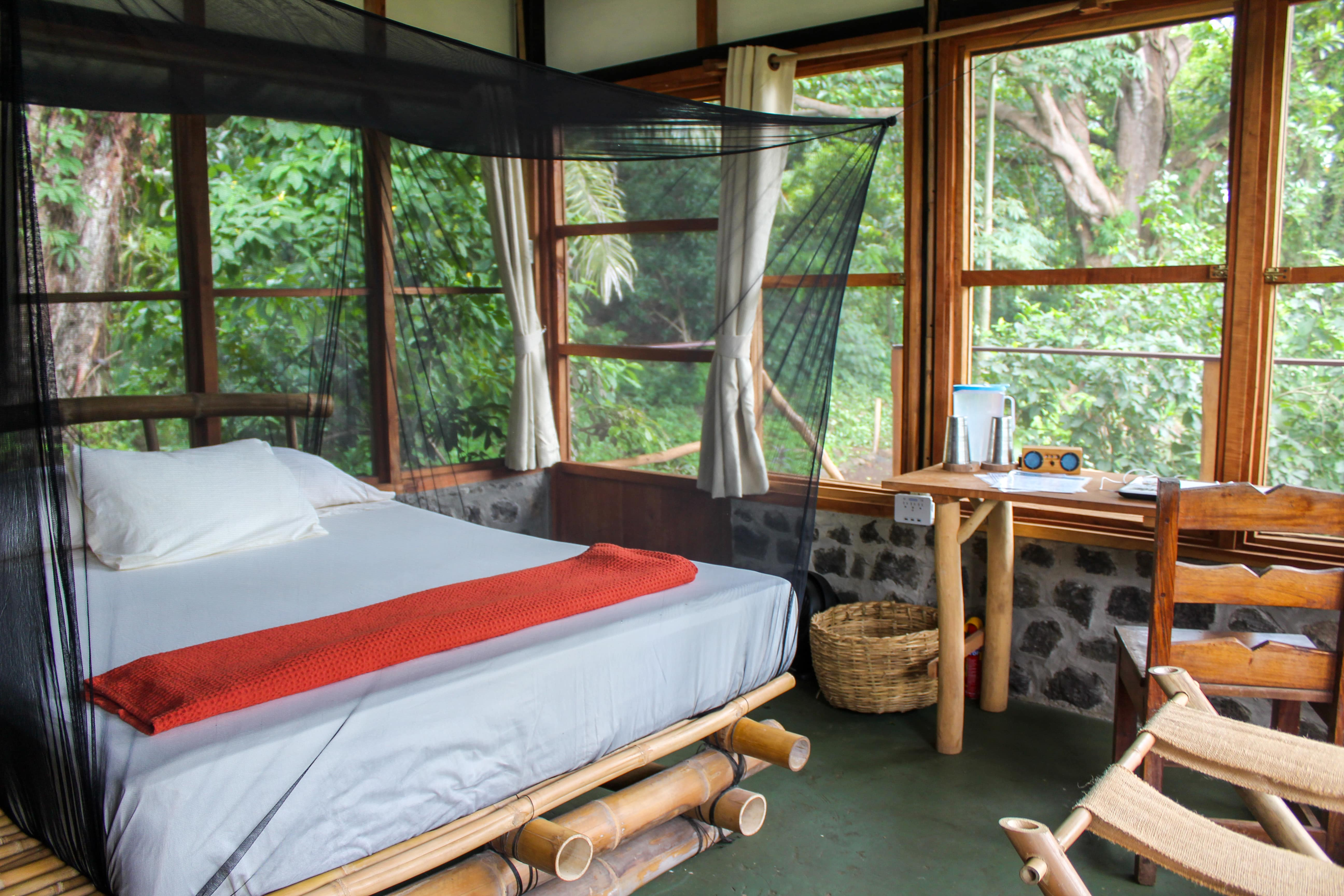 Casa Chilamate, the tree-top studio canopy cabin
